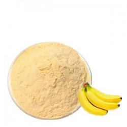 BANANA Powder Organic Freeze Dried