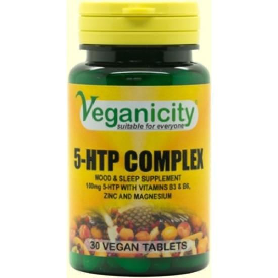 5-HTP COMPLEX : 30 Vtabs/100mg