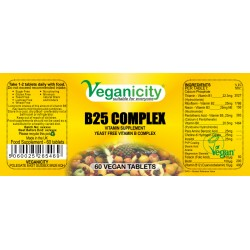 B25 COMPLEX 60Vtabs