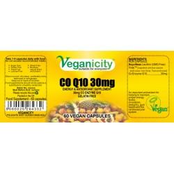 Co Q10 60 Vcaps/30mg & 60mg
