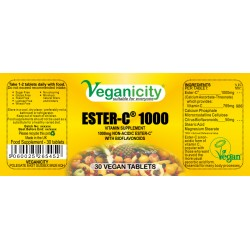 ESTER-C® 1000:30 Vtabs του 1000MG