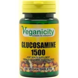 GLUCOSAMINE HCL 1500mg 30 Vtabs