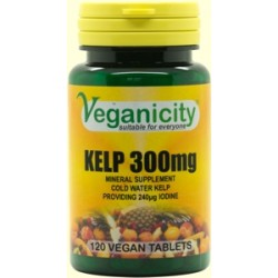 KELP 300mg 120 Vtabs Vegan